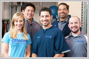SPARK Physiotherapy Staff
